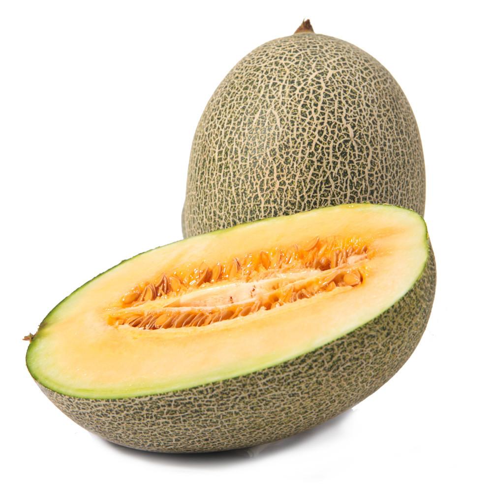 西州蜜哈密瓜1个 约5斤