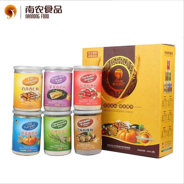 南农食品草本菁华精品系列礼盒