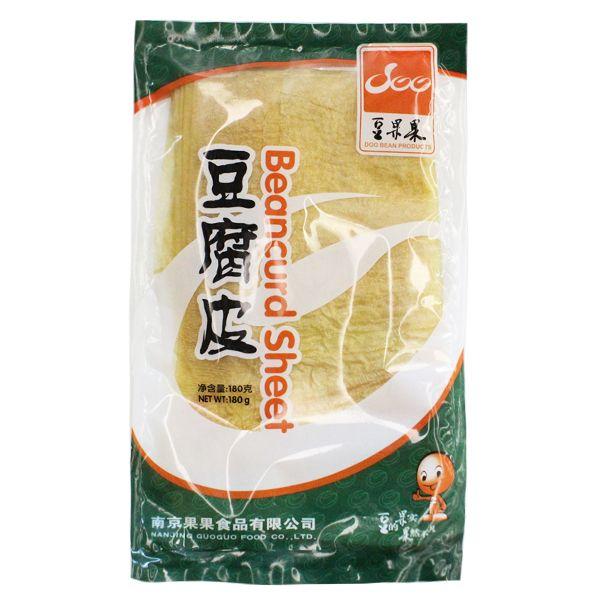 豆果果豆腐皮180g