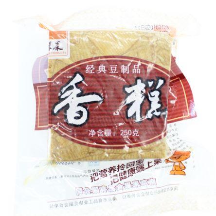 豆果果香糕250g